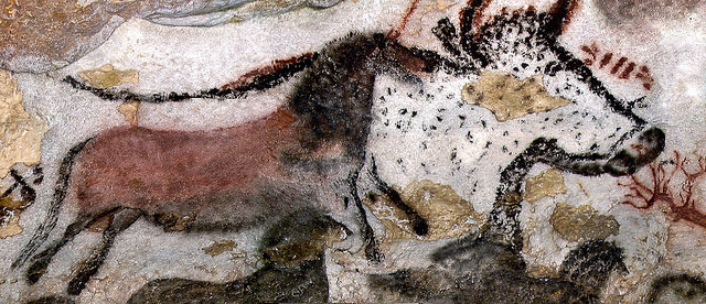 Lascaux - Photy by Steven Zucker: https://www.flickr.com/photos/profzucker/